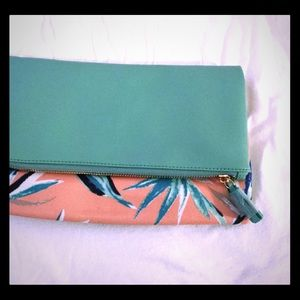 Rachel Pally fold over clutch